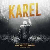Přední strana obalu CD Karel