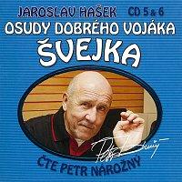 Petr Nárožný – Hašek: Osudy dobrého vojáka Švejka CD 5 & 6