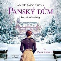 Jacobsová: Panský dům (MP3-CD)