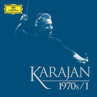 Přední strana obalu CD Karajan - 1970s
