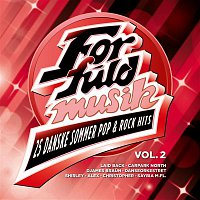 Various Artists.. – For Fuld Musik - 25 Danske Sommer Pop & Rock Hits Vol. 2