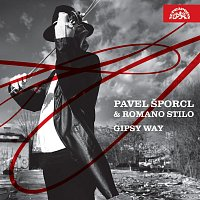 Přední strana obalu CD Gipsy Way (Bach, Brahms, Monti...)
