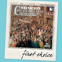 Přední strana obalu CD Heinichen: Concerti grandi