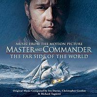 Přední strana obalu CD Master & Commander: Original Soundtrack