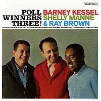 Barney Kessel, Shelly Manne, Ray Brown – Poll Winners Three!