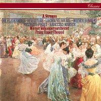 Franz Bauer-Theussl, Wiener Volksopernorchester – Strauss Family: Orchestral Favourites
