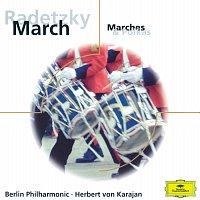 Blaser der Berliner Philharmoniker, Berliner Philharmoniker, Herbert von Karajan – Radetzky March - Marches & Polkas