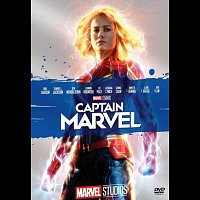 Různí interpreti – Captain Marvel / Edice Marvel 10 let DVD
