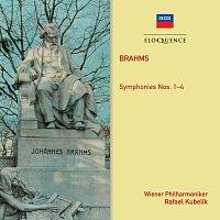 Rafael Kubelík, Wiener Philharmoniker – Brahms: Symphonies Nos. 1–4