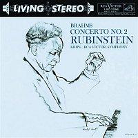 Arthur Rubinstein, Johannes Brahms, RCA Victor Symphony Orchestra, Josef Krips – Brahms: Piano Concerto No. 2 in B-Flat Major, Op. 83