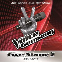 The Voice Of Germany – 29.11. - Alle Songs aus Liveshow #1