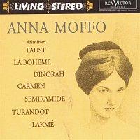 Anna Moffo, Giacomo Puccini – Arias from Faust, La boheme, Dinorah, Carmen, Turandot, Semiramide, Lakmé