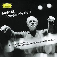 Přední strana obalu CD Mahler: Symphony No. 3