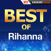 Přední strana obalu CD Best Of Rihanna (Karaoke Version)
