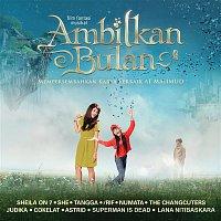 Přední strana obalu CD Ambilkan Bulan