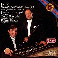 Roland Pidoux, Jean-Pierre Rampal, Johann Sebastian Bach, Trevor Pinnock – Bach: Flute Partita & Sonatas