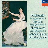 Gabrieli String Quartet, Borodin Quartet – Tchaikovsky: String Quartet No.1 / Borodin: String Quartet No.2 / Shostakovich: String Quartet No.8