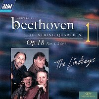 The Lindsays – Beethoven: String Quartets, Op.18 Nos 1-3