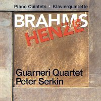 Guarneri Quartet, Peter Serkin – Brahms & Henze: Piano Quintets