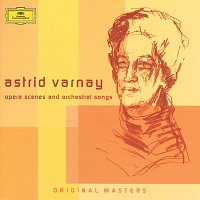 Přední strana obalu CD Astrid Varnay - Complete Opera Scenes and Orchestral Songs on DG