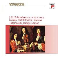 Tafelmusik – Schmelzer: Sonatas, Balletti Francesi & Ciaccona