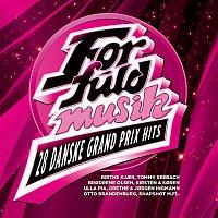 Tommy Seebach – For Fuld Musik -  28 Danske Grand Prix Hits