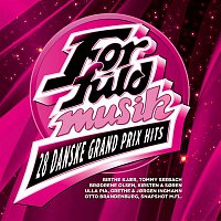 Various Artists.. – For Fuld Musik -  28 Danske Grand Prix Hits