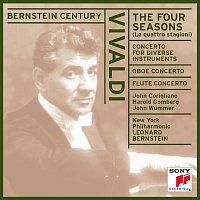 Leonard Bernstein, Antonio Vivaldi, John Corigliano, New York Philharmonic Orchestra – Vivaldi:  The Four Seasons, Concertos