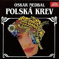 Přední strana obalu CD Nedbal: Polská krev