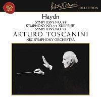 Arturo Toscanini, Joseph Haydn, NBC Symphony Orchestra – Haydn: Symphonies Nos. 88, 94 & 98