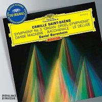 """Chicago Symphony Orchestra, Orchestre de Paris, Daniel Barenboim – Saint-Saens: Symphony No.3 """"Organ""""; Bacchanale from """"Samson et Dalila""""; Prélude from """"Le Déluge""""; Danse macabre"""