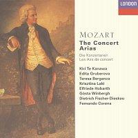 Kiri Te Kanawa, Edita Gruberova, Krisztina Laki, Elfriede Hoebarth – Mozart: The Concert Arias