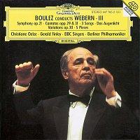 Berliner Philharmoniker, Pierre Boulez – Boulez conducts Webern III