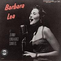 Přední strana obalu CD Barbara Lea