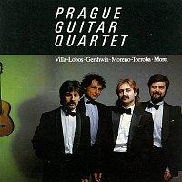 Přední strana obalu CD Viilla-Lobos, Gershwin, Toroba, Morel: Kytarové skladby
