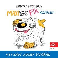 Přední strana obalu CD Čechura: Maxipes Fík - komplet