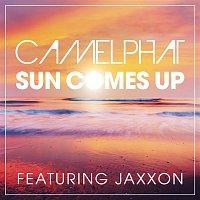 Přední strana obalu CD Sun Comes Up (Radio Edit)