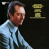 """Carlo Maria Giulini & New Philharmonia Orchestra – Beethoven: Symphony No. 6 """"Pastoral"""" & Overture from Egmont"""