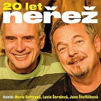 Přední strana obalu CD 20 let Nerez