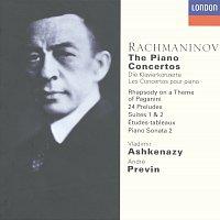 Vladimír Ashkenazy, London Symphony Orchestra, André Previn – Rachmaninov: The Piano Concertos, etc.