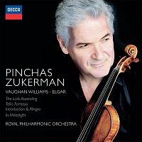 Pinchas Zukerman, Royal Philharmonic Orchestra – Vaughan Williams & Elgar: The Lark Ascending; Tallis Fantasia; Introduction & Allegro; In Moonlight