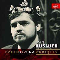 Přední strana obalu CD Rarity české opery