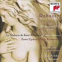 Esa-Pekka Salonen, Los Angeles Philharmonic, Claude Debussy, Los Angeles Philharmonic Orchestra – Debussy:  Nocturnes; La Damoiselle élue; Le Martyre de St. Sébastien