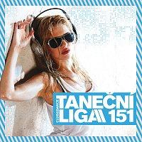Přední strana obalu CD Tanecni Liga 151