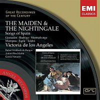 Victoria de los Angeles, Rafael Fruhbeck de Burgos, Orchestre de la Société des Concerts du Conservatoire – The Maiden and The Nightingale - Songs of Spain