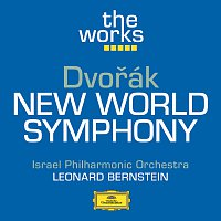 "Přední strana obalu CD Dvorak: Symphony No. 9 In E minor ""From The New World"""