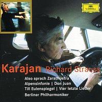 Berliner Philharmoniker, Herbert von Karajan – Strauss: Also sprach Zarathustra; Alpensinfonie; Don Juan; Till Eulenspiegel; Four Last Songs