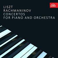 Georges Georgescu, Valentin Gheorghiu/Česká filharmonie – Liszt: Koncert pro klavír a orchestr č. 1 Es dur, Rachmaninov: Rapsodie na thema Paganiniho