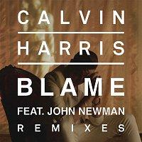 Přední strana obalu CD Blame (Remixes)