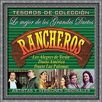 Los Alegres De Terán, Dueto América, Dueto Las Palomas – Tesoros De Colección - Lo Mejor De Los Grandes Duetos Rancheros